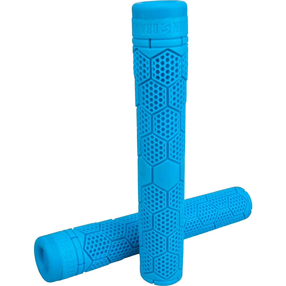 Image of Stolen Hive Flangeless Grips - blu, blu