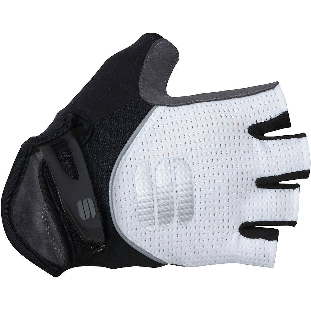 Sportful Womens Neo Gloves - White-black - Xs  White-black