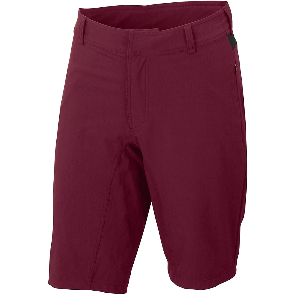 Sportful Giara Over Shorts - Red Wine - M  Red Wine