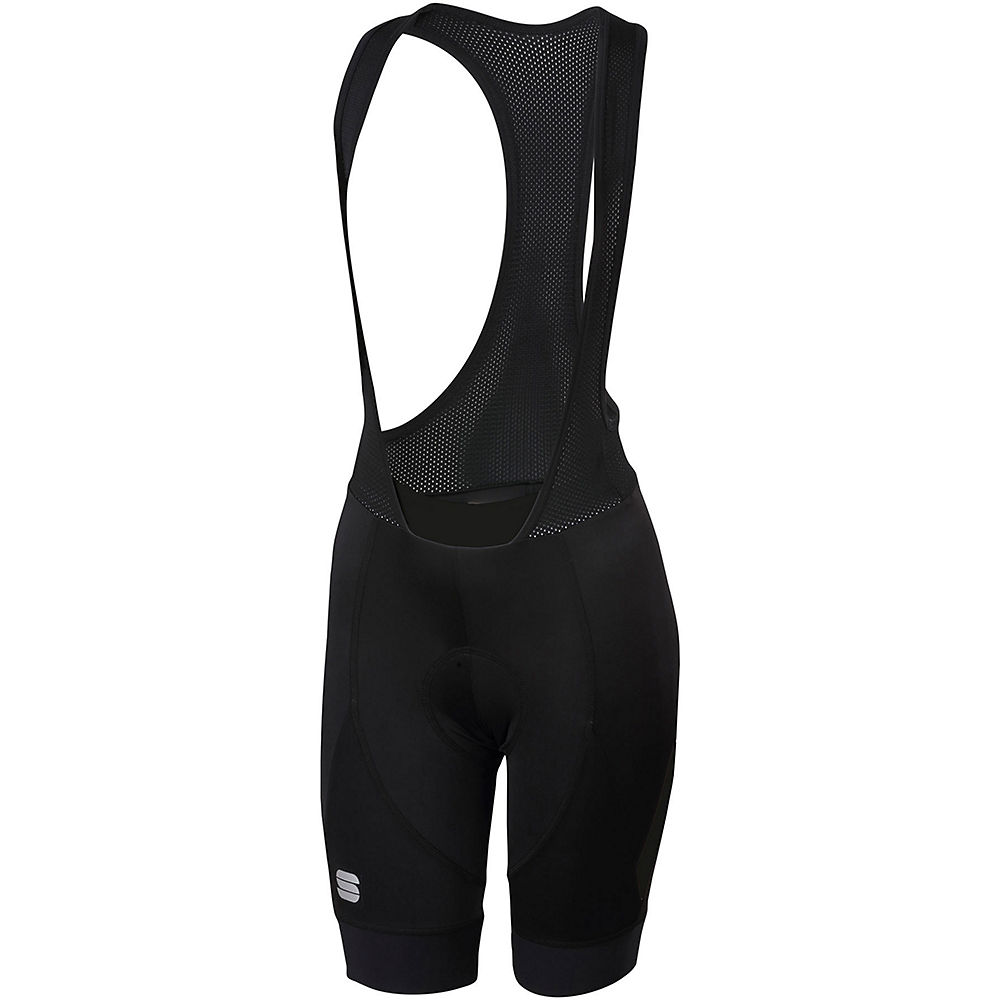 Sportful Womens Neo Bib Shorts - Black - Xs  Black