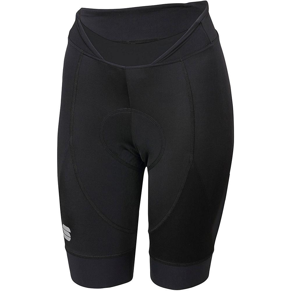 Sportful Womens Neo Shorts - Black  Black