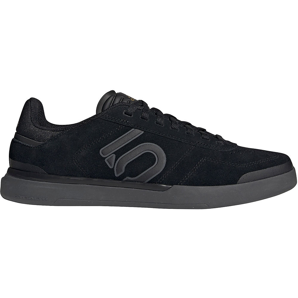Five Ten Womens Sleuth Dlx Mtb Shoes - Black-grey-gold - Uk 5.5  Black-grey-gold