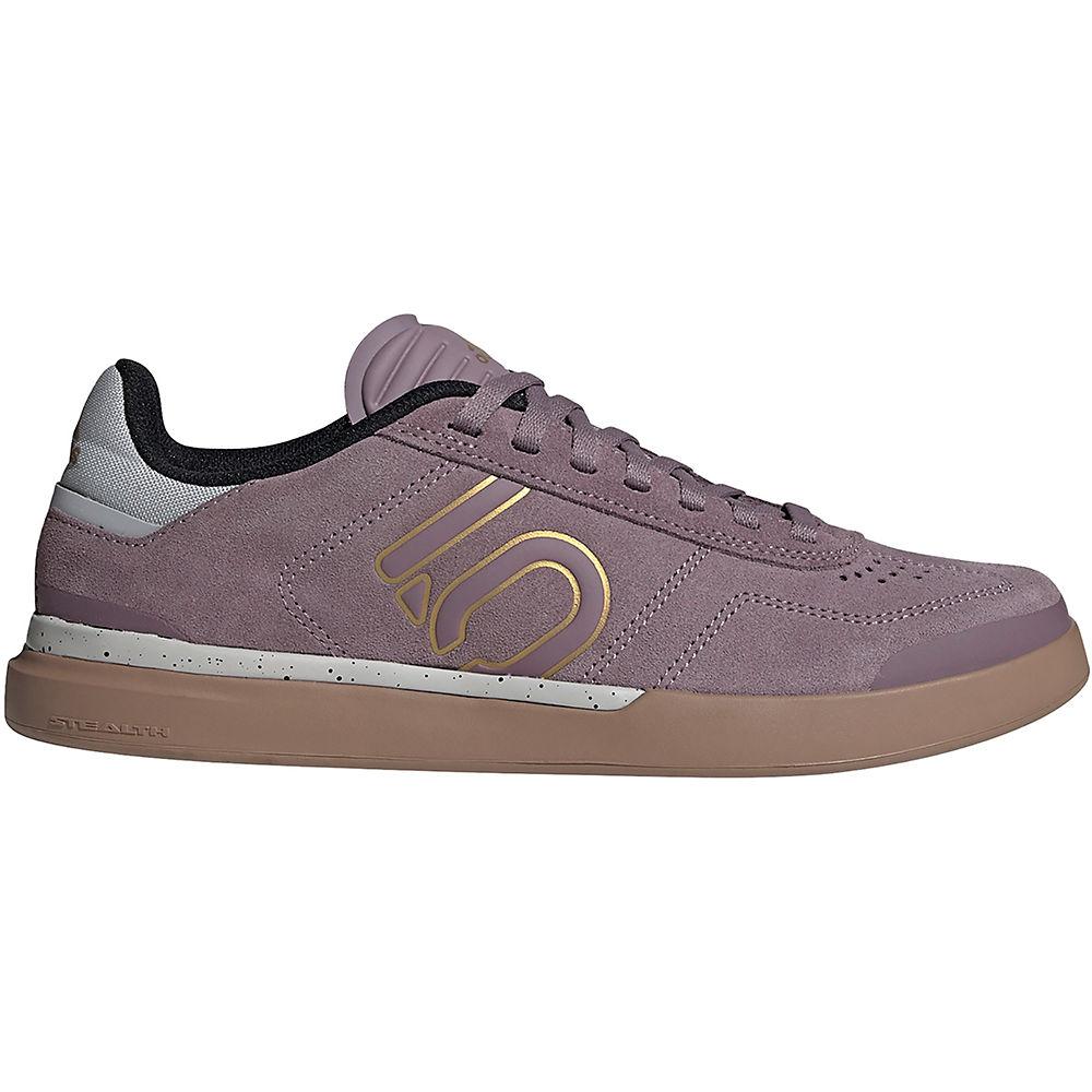 Five Ten Womens Sleuth Dlx Mtb Shoes - Purple-gum - Uk 4.5  Purple-gum