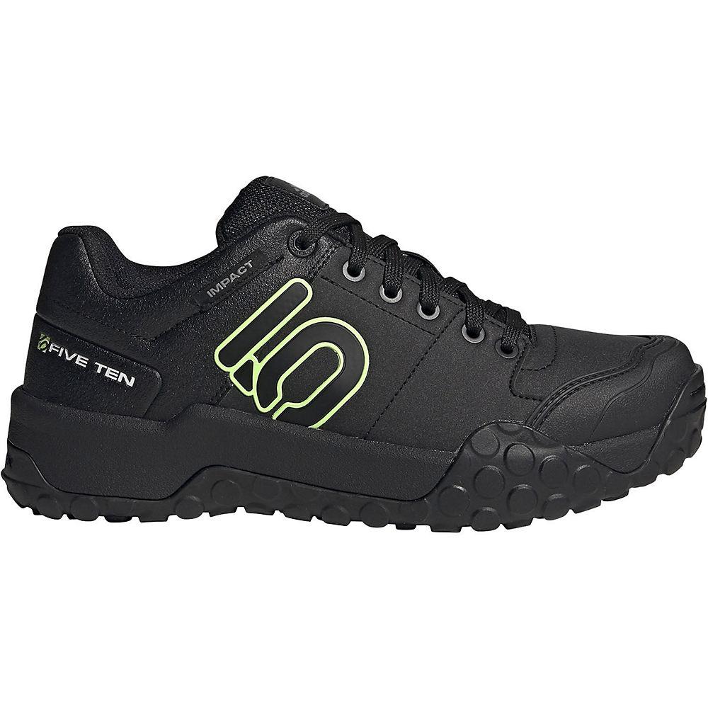 Five Ten Impact Sam Hill Mtb Shoes - Black-yellow - Uk 11.5  Black-yellow