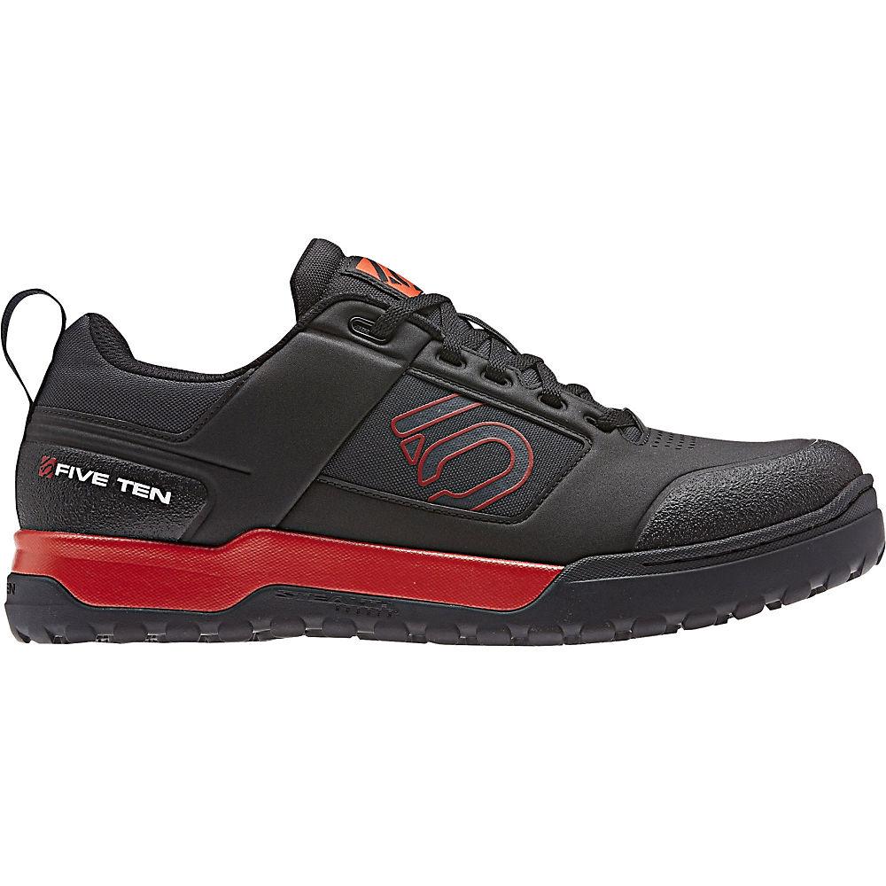 Five Ten Impact Pro MTB Shoes - Black-Carbon-Red - UK 6.5, Black-Carbon-Red