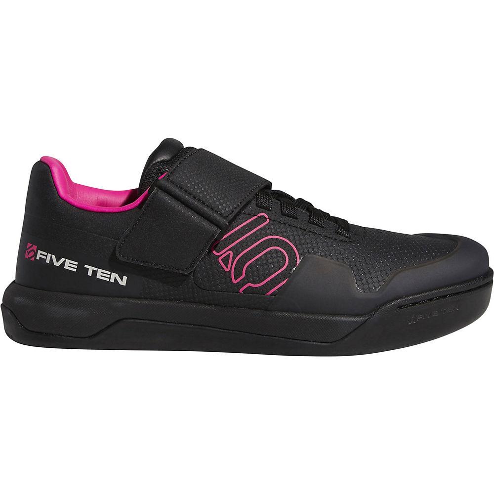 Five Ten Women's Hellcat Pro MTB Shoes 2019 – Black-Pink-Grey – UK 4, Black-Pink-Grey