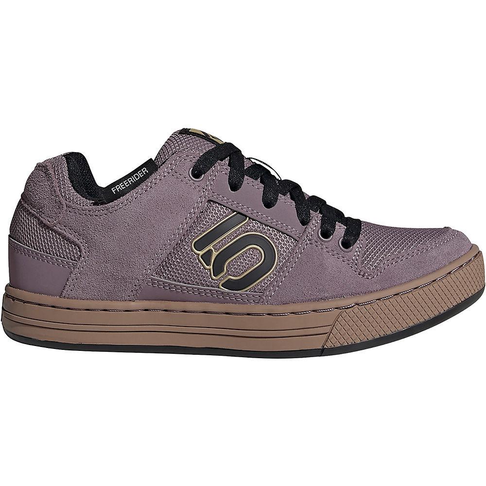 Five Ten Women's Freerider MTB Shoes - Purple-Black - UK 7, Purple-Black