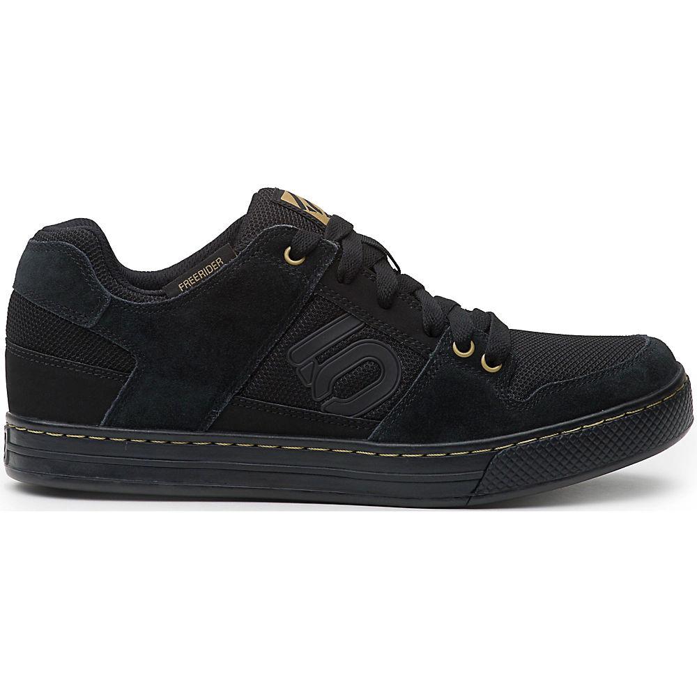 Zapatillas de MTB Freerider - Negro/Khaki/Blanco - UK 9.5, Negro/Khaki/Blanco