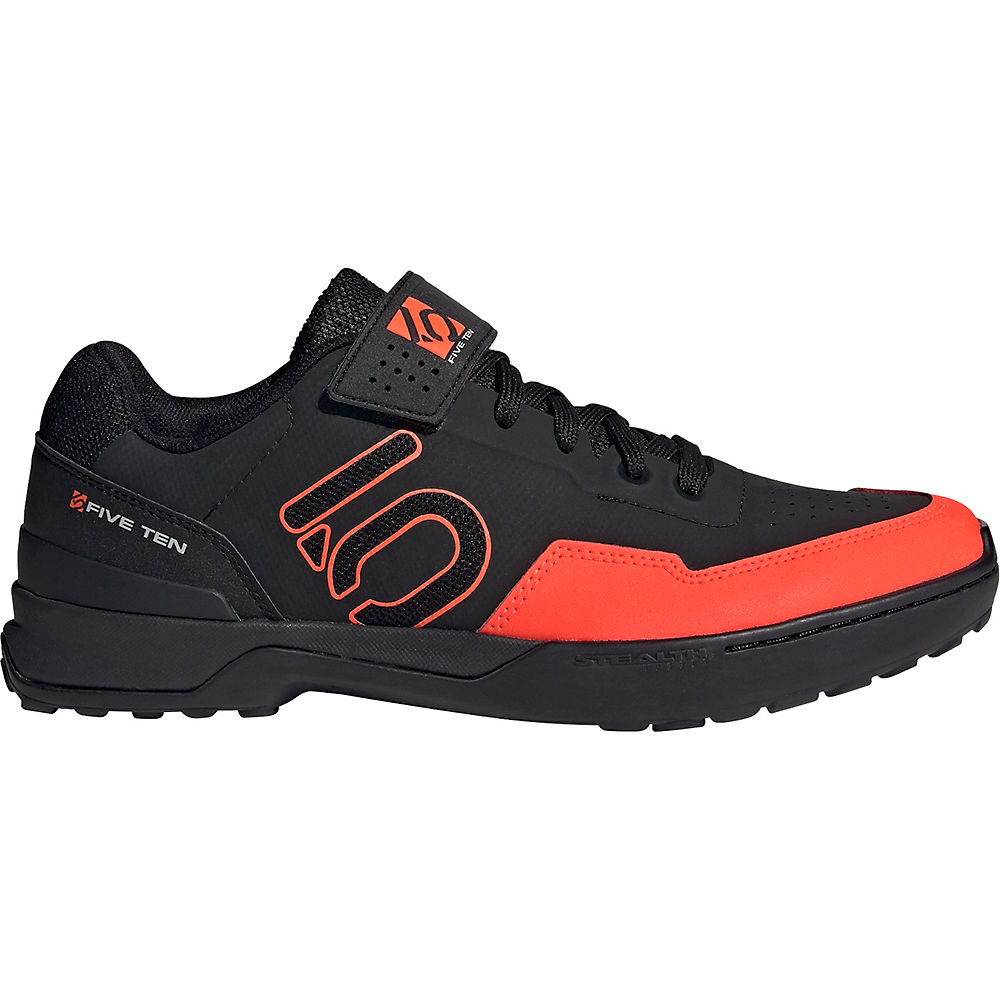 ComprarFive Ten Kestrel Lace MTB Shoes - Negro/Rojo/Gris - UK 9.5, Negro/Rojo/Gris
