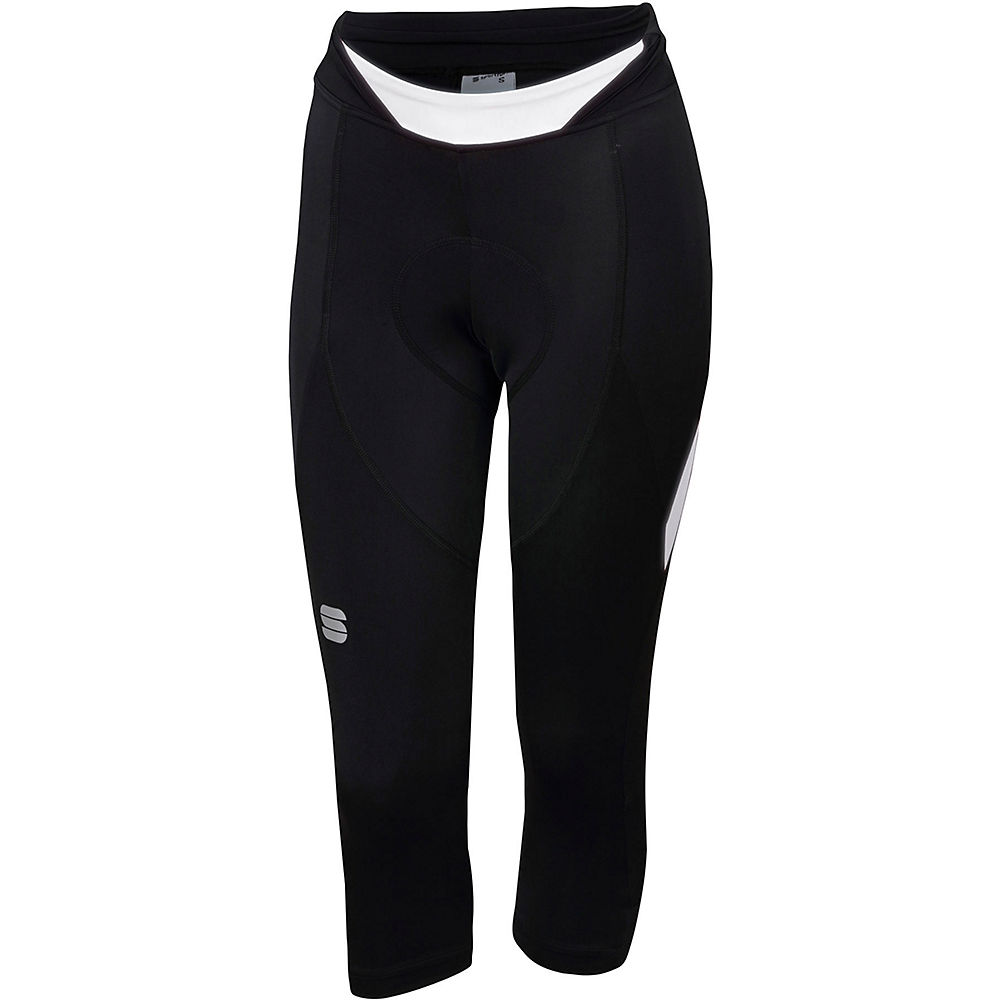 Sportful Womens Neo Knicker - Black-white - Xs  Black-white