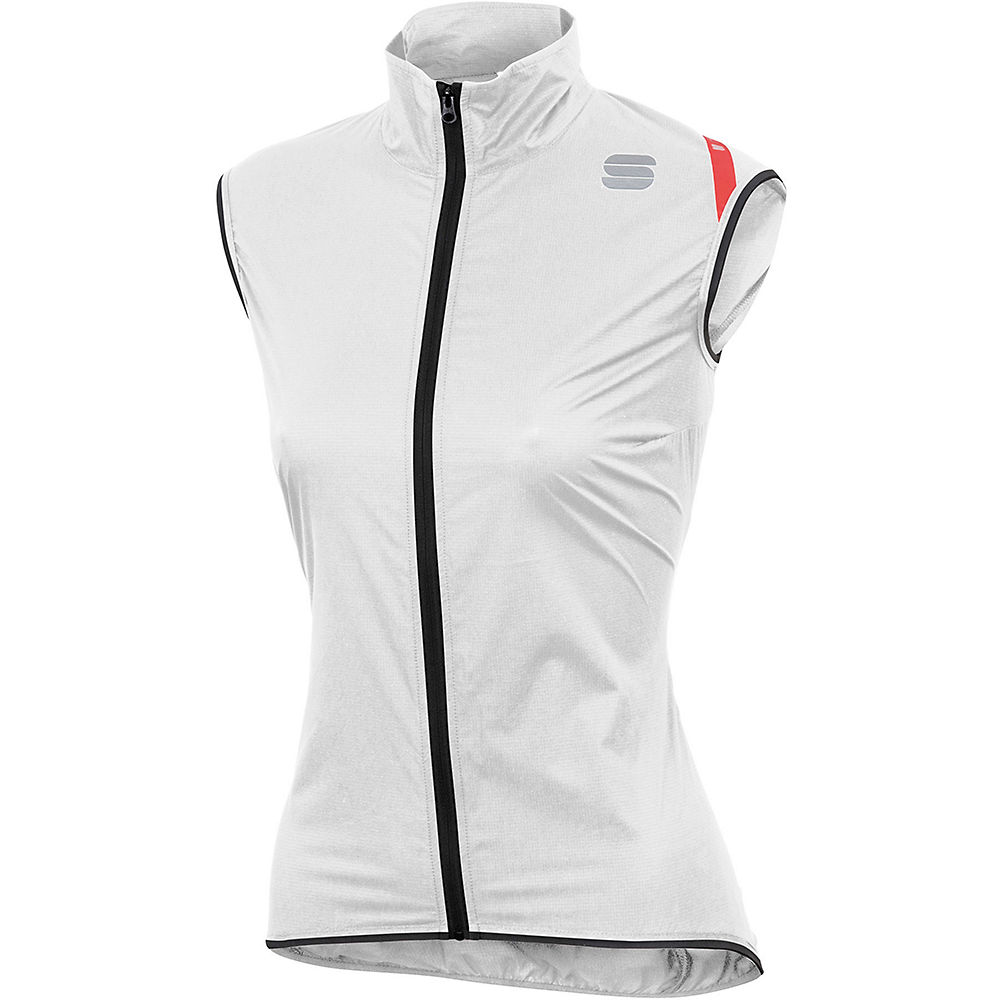 Sportful Womens Hot Pack 6 Vest - White - Xl  White