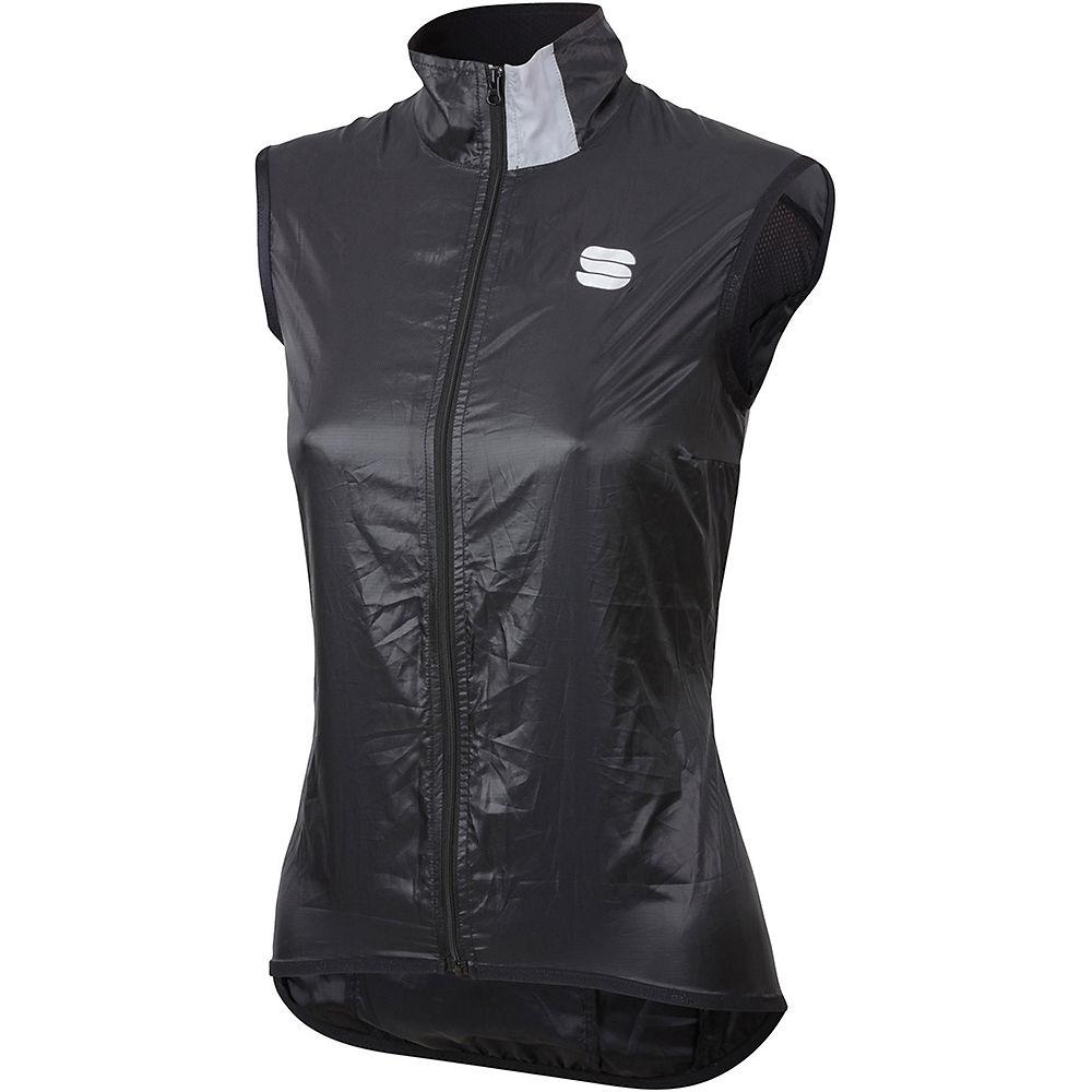 Sportful Womens Hot Pack Easy Light Vest - Black - Xl  Black
