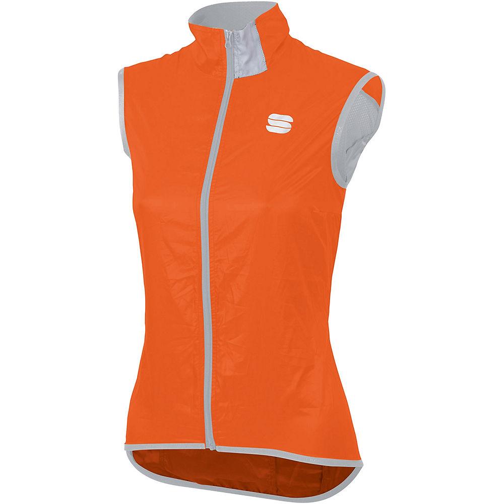 Sportful Womens Hot Pack Easy Light Vest - Orange Sdr - Xs  Orange Sdr