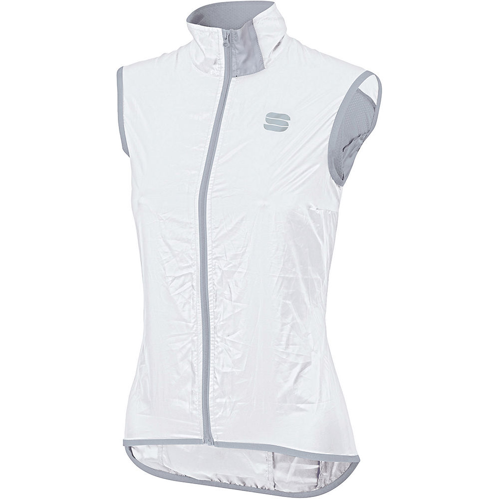 Sportful Womens Hot Pack Easy Light Vest - White - Xs  White