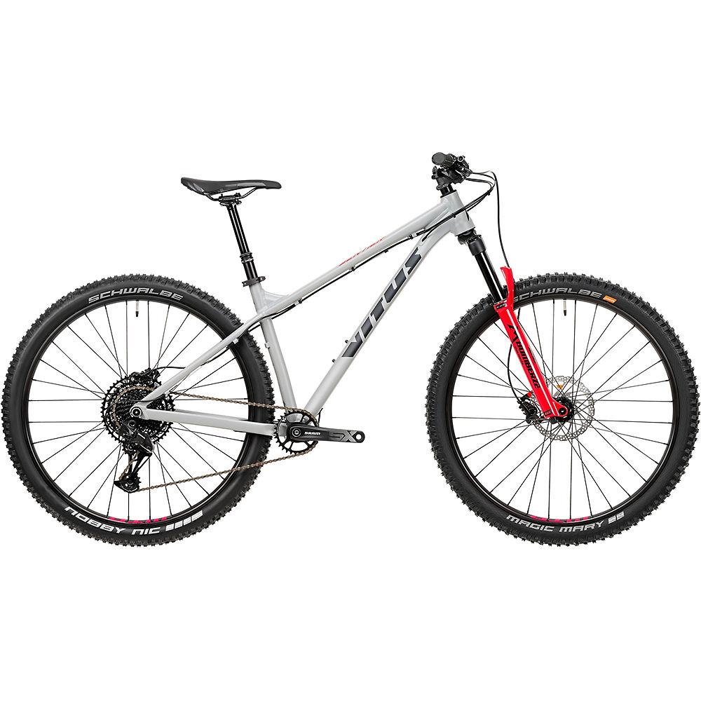 Bici Vitus Sentier 29 VR (SX Eagle 1x12) 2020 - Primer Grey - XL