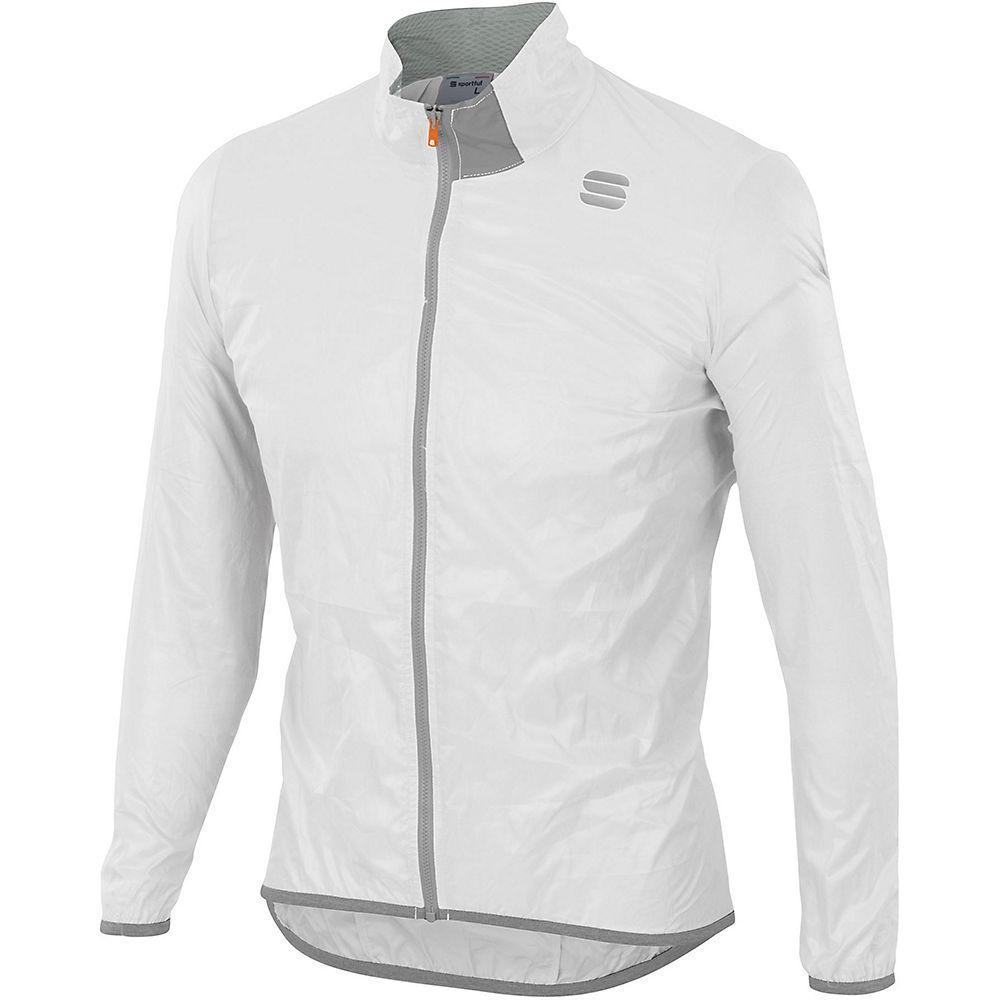 Sportful Hot Pack Easy Light Jacket - White - Xl  White