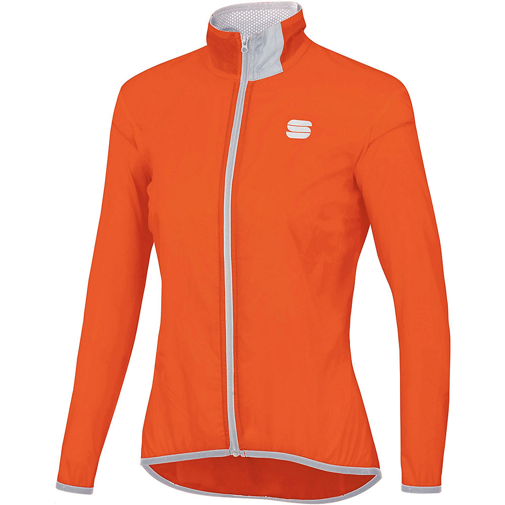 Sportful Womens Hot Pack Easy Light Jacket - Orange Sdr - Xs  Orange Sdr