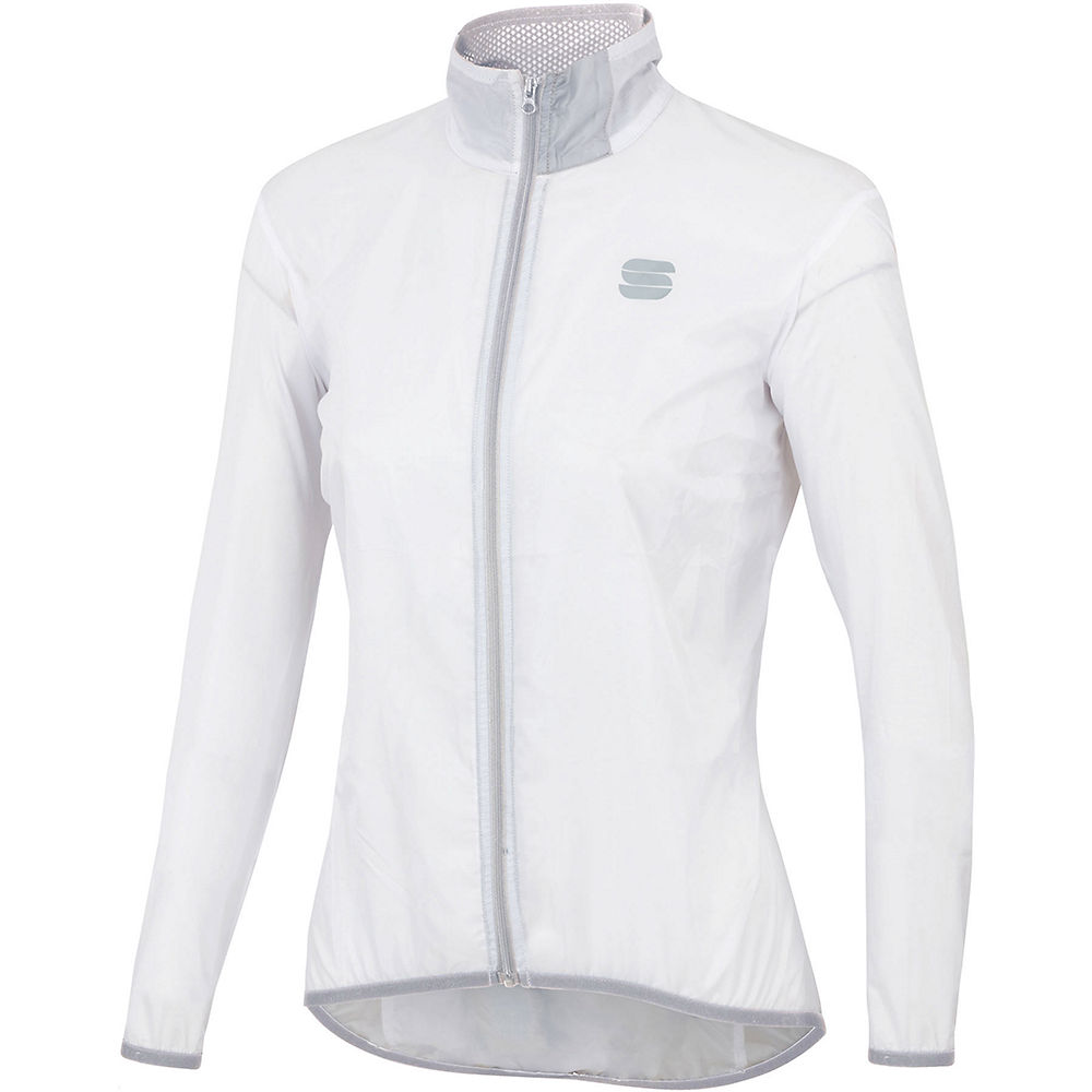 Sportful Womens Hot Pack Easy Light Jacket - White  White