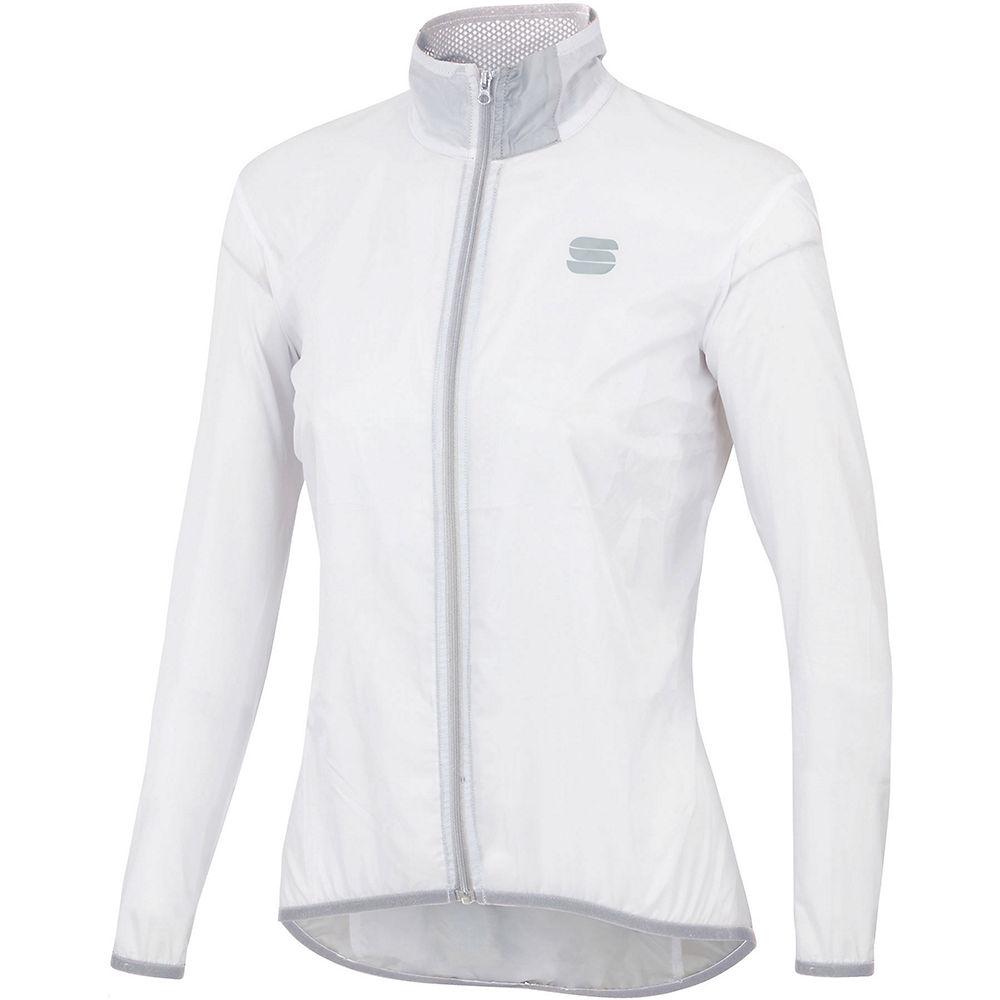 Sportful Womens Hot Pack Easy Light Jacket - White - Xl  White
