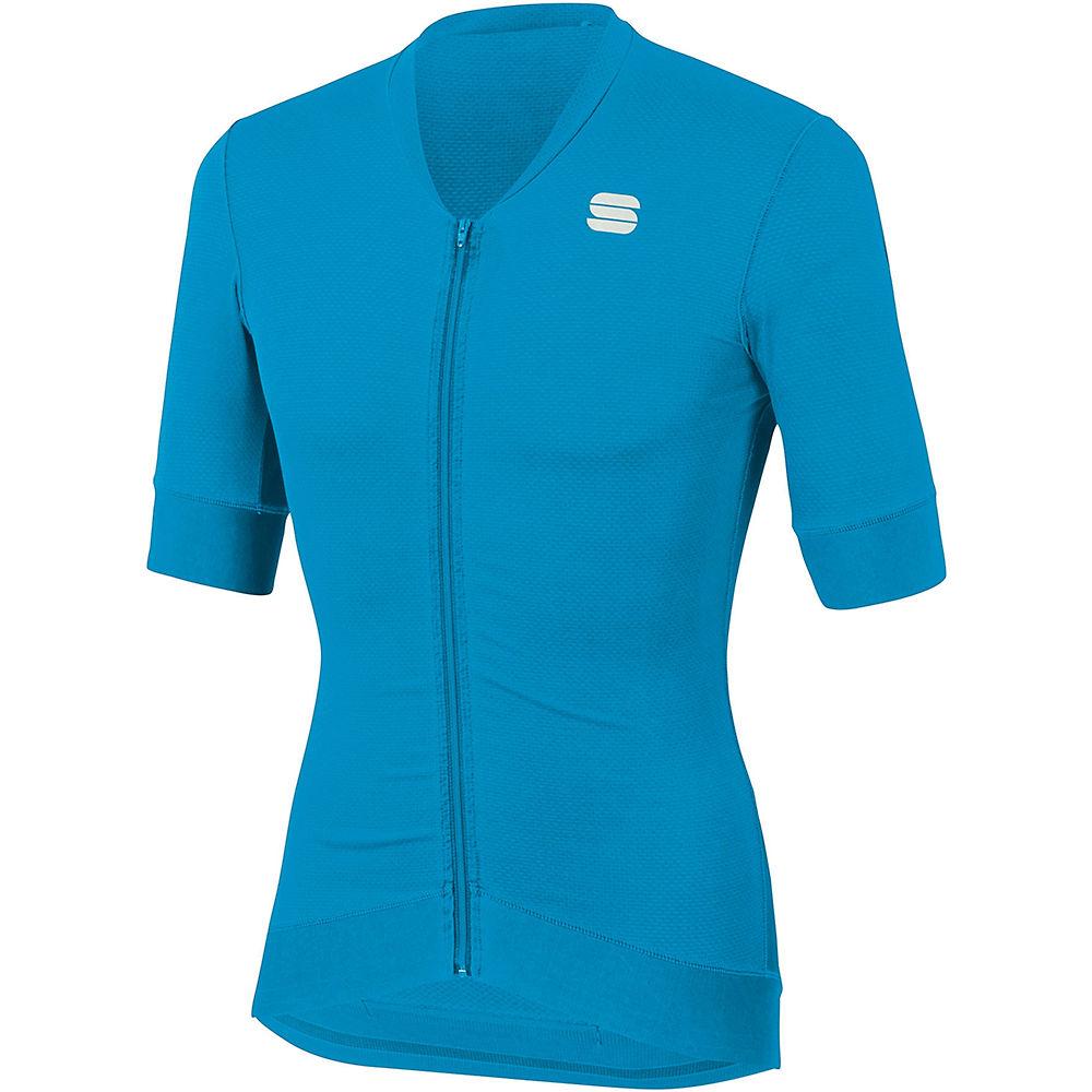Sportful Monocrom Jersey - Blue Atomic - Xxl  Blue Atomic