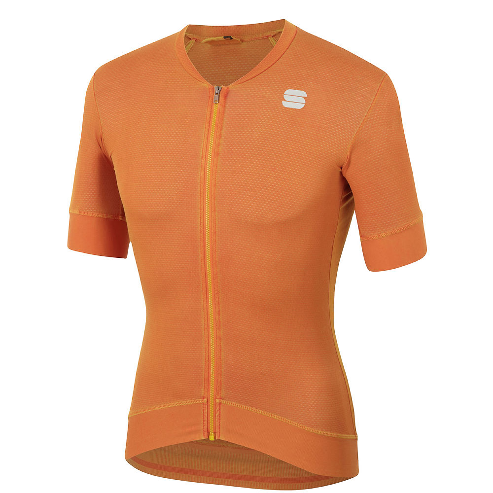 Sportful Monocrom Jersey - Orange Sdr - Xxl  Orange Sdr