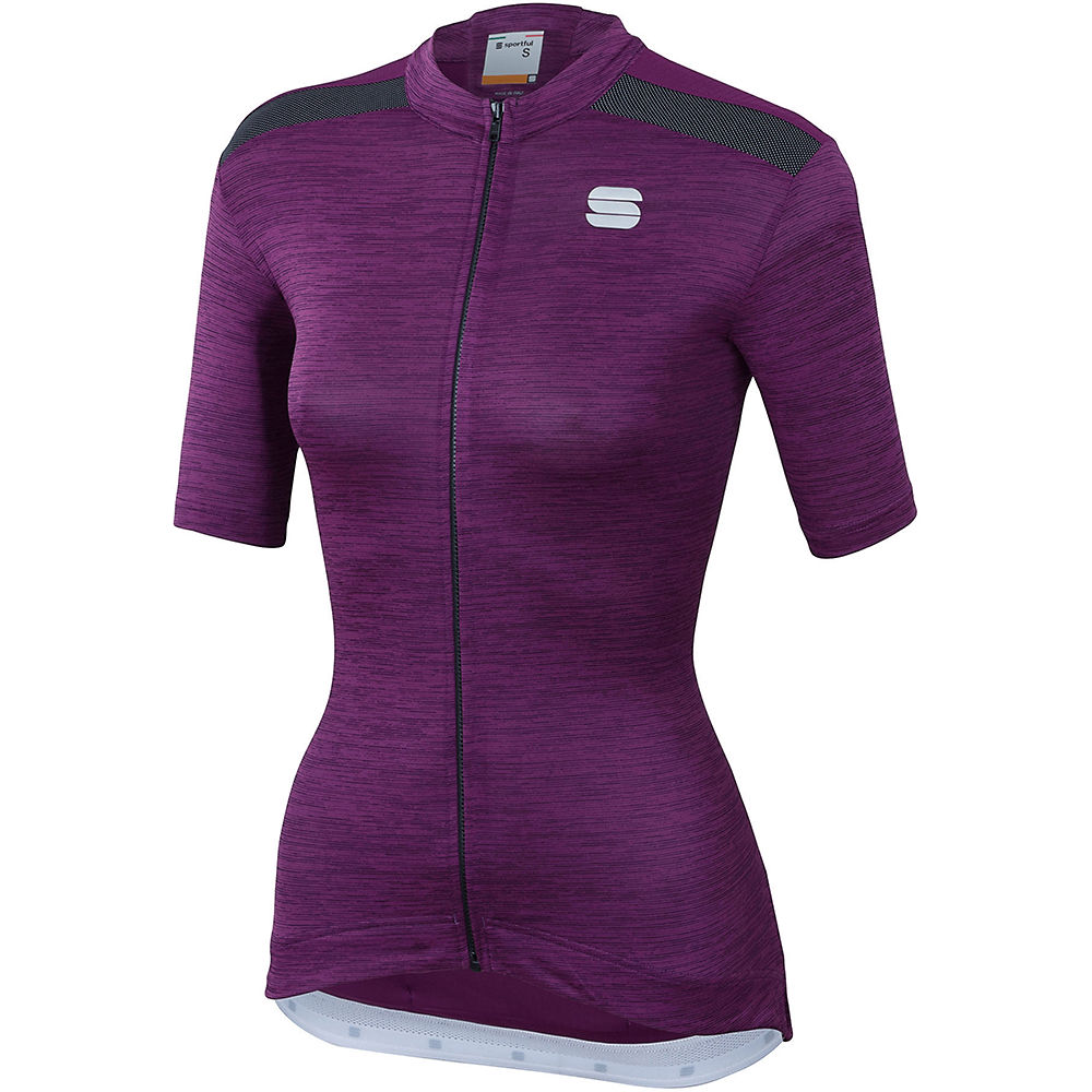 Sportful Womens Giara Jersey - Victorian Purple - Xxl  Victorian Purple