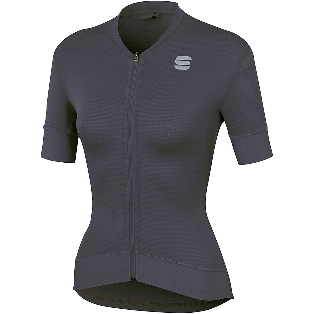 Sportful Womens Monocrom Jersey - Anthracite - Xl  Anthracite