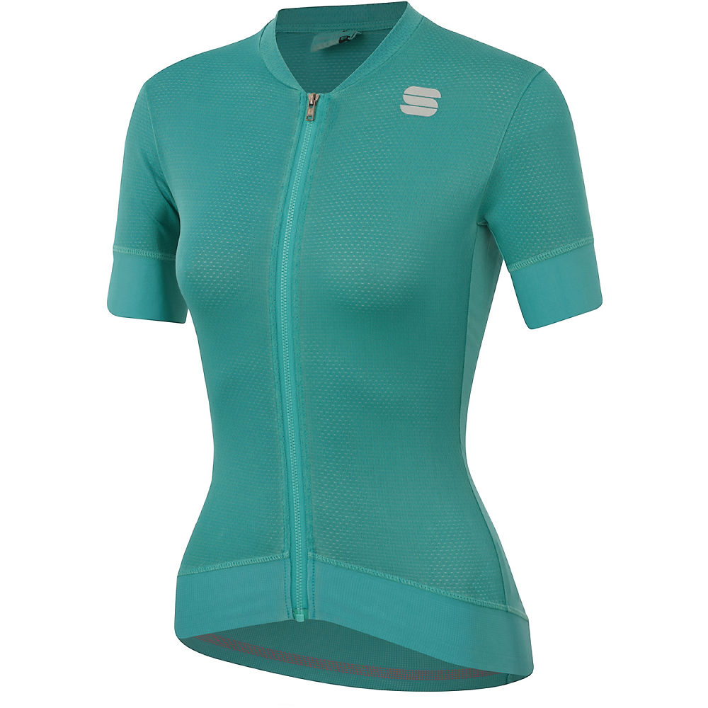 Sportful Womens Monocrom Jersey - Miami Green - Xl  Miami Green