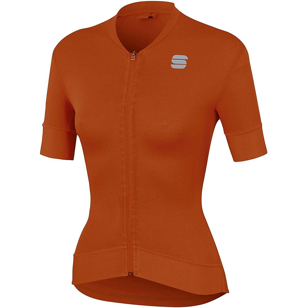 Sportful Womens Monocrom Jersey - Sienna - Xl  Sienna
