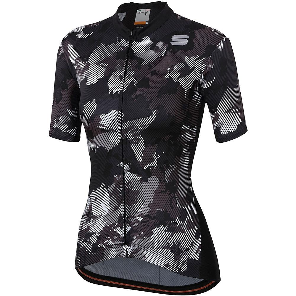 Sportful Womens Loto Jersey  - Black  Black