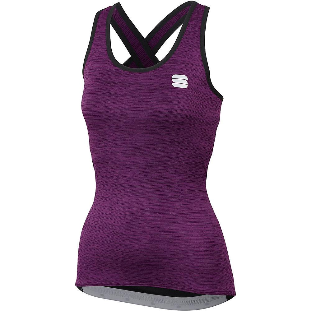 Sportful Womens Giara Top - Victorian Purple - Xs  Victorian Purple