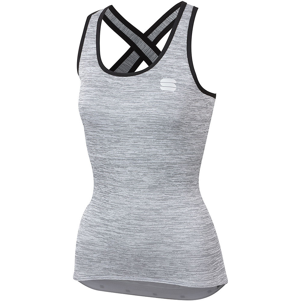 Sportful Womens Giara Top - White - Xl  White