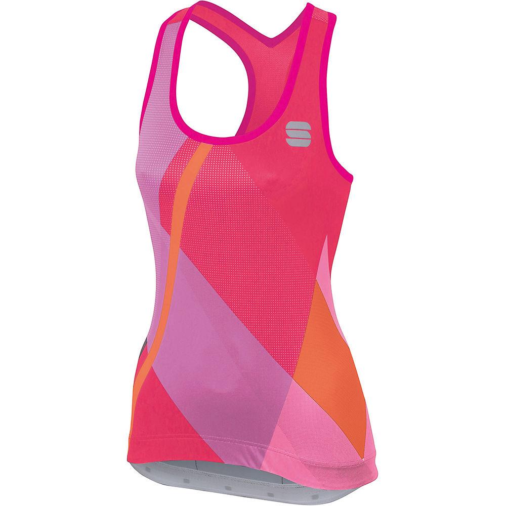 Sportful Womens Aurora Top  - Bubble Gum - Xl  Bubble Gum