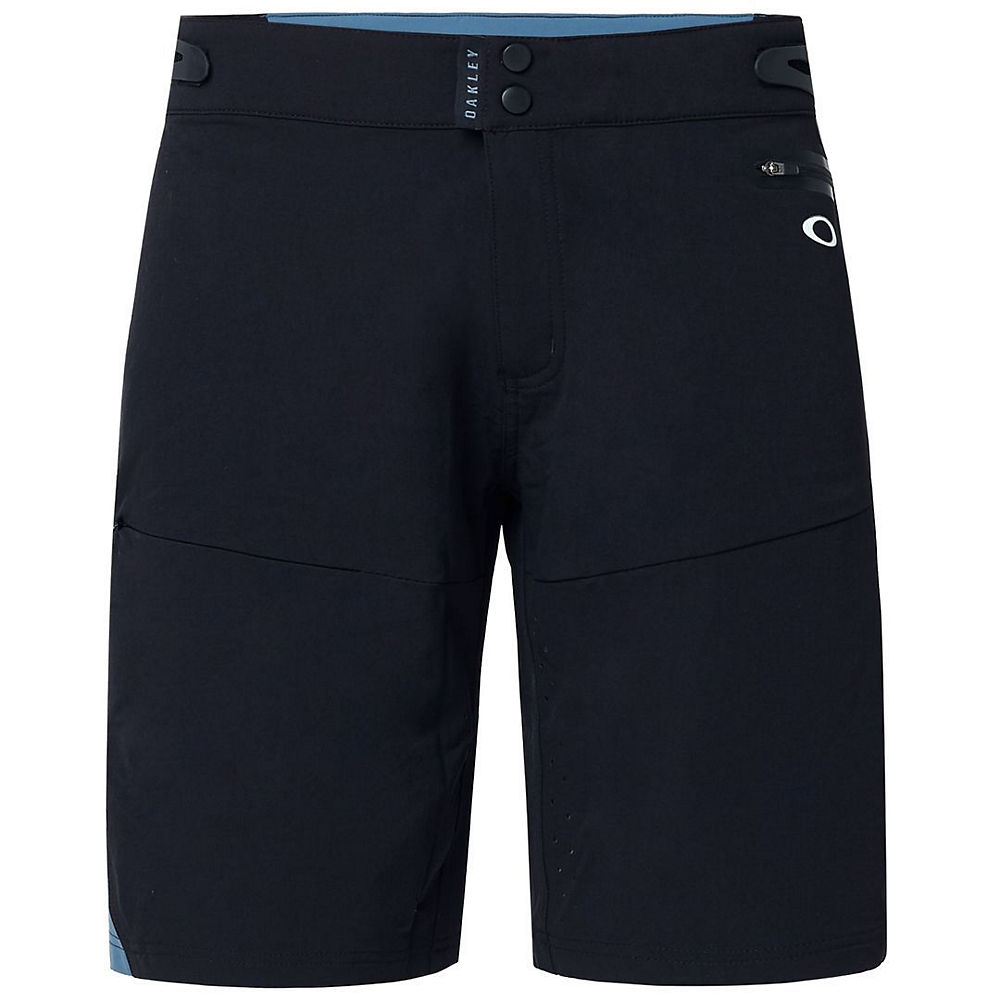 Oakley MTB Trail Shorts  - Real Teal, Real Teal