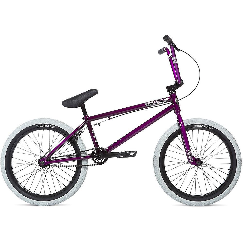 Stolen Heist BMX Bike 2020 - Deep Purple - 21