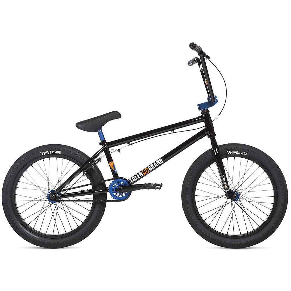 Stolen Sinner FC XLT BMX Bike 2020 - Black-Dark Blue - 21