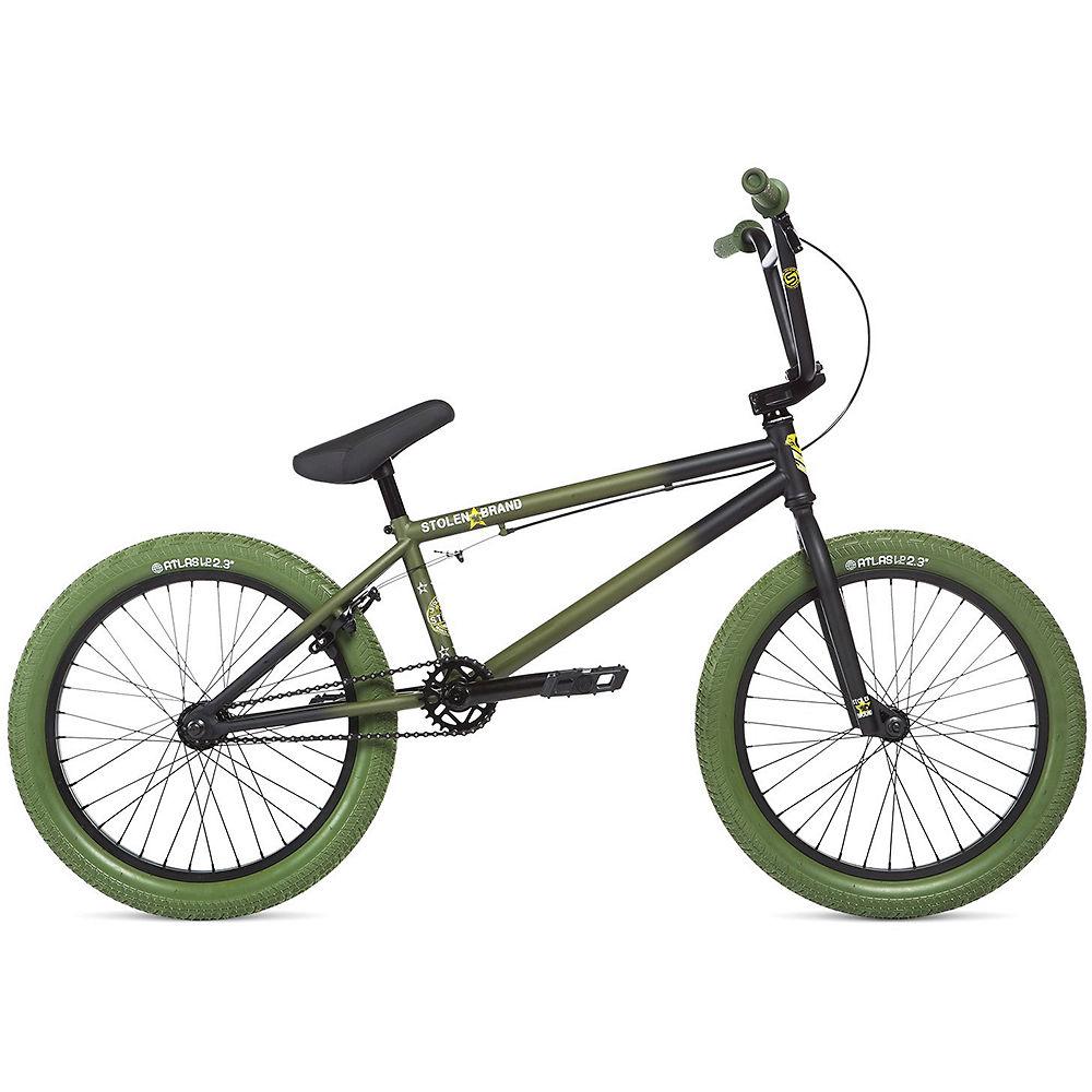 Stolen Stereo BMX Bike 2020 - Spec Ops Fade - 20.75