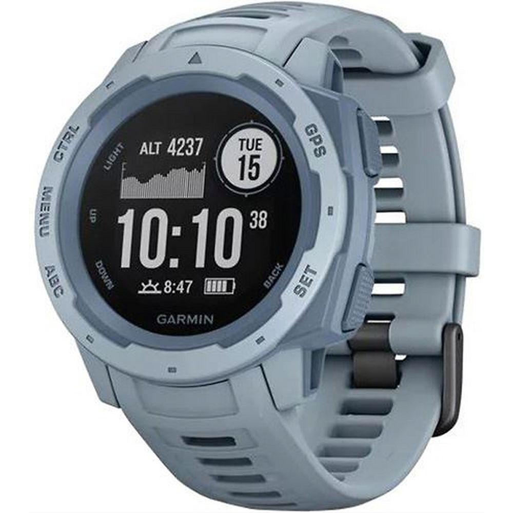 Garmin Instinct GPS Outdoor Watch - Sea Foam, Sea Foam