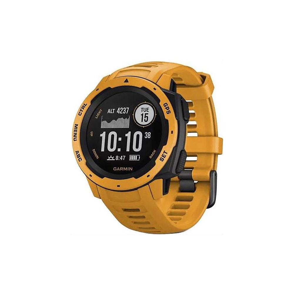 Garmin Instinct GPS Outdoor Watch - Sunburst, Sunburst