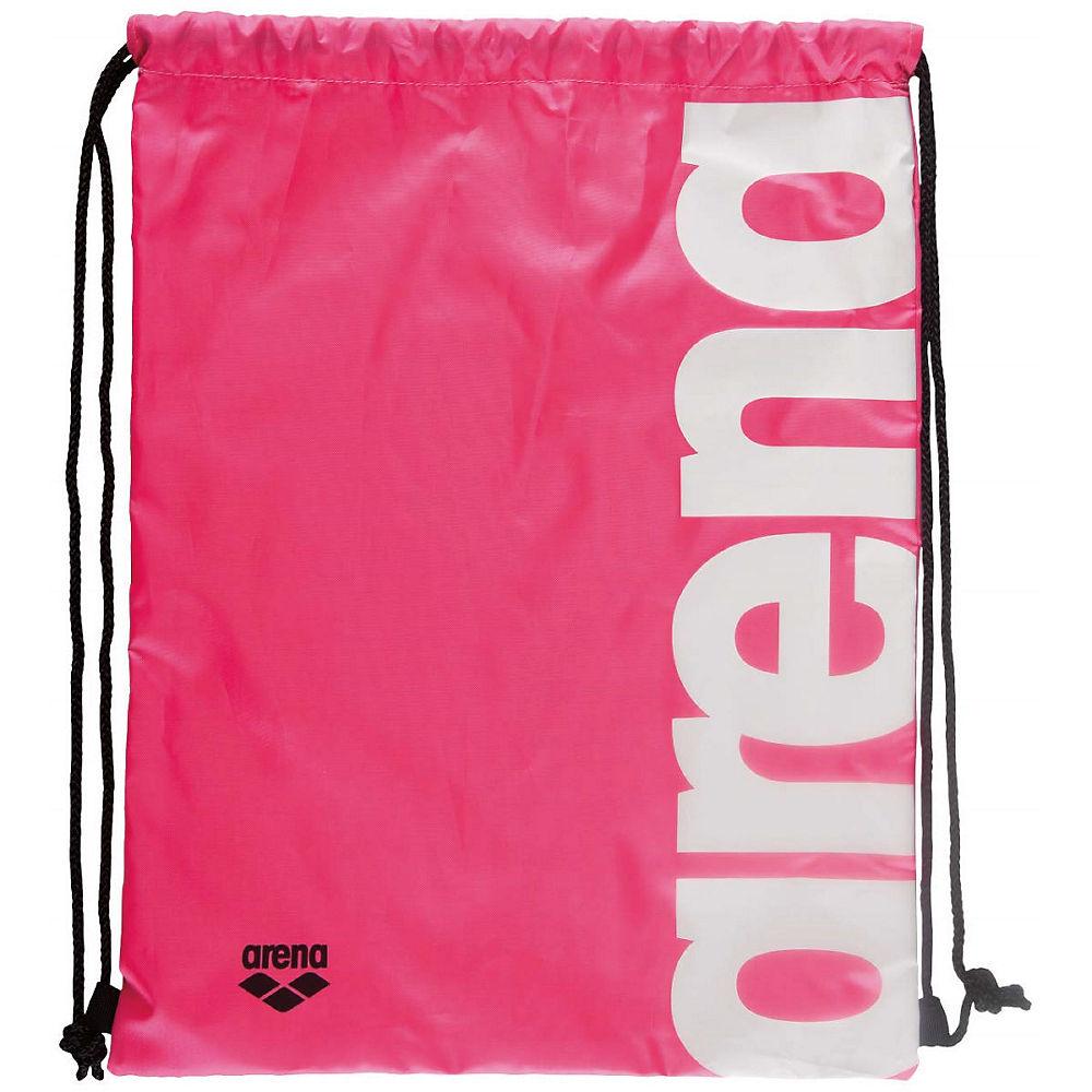 Image of Arena Fast Swim Bag - Fuschia-White - One Size, Fuschia-White