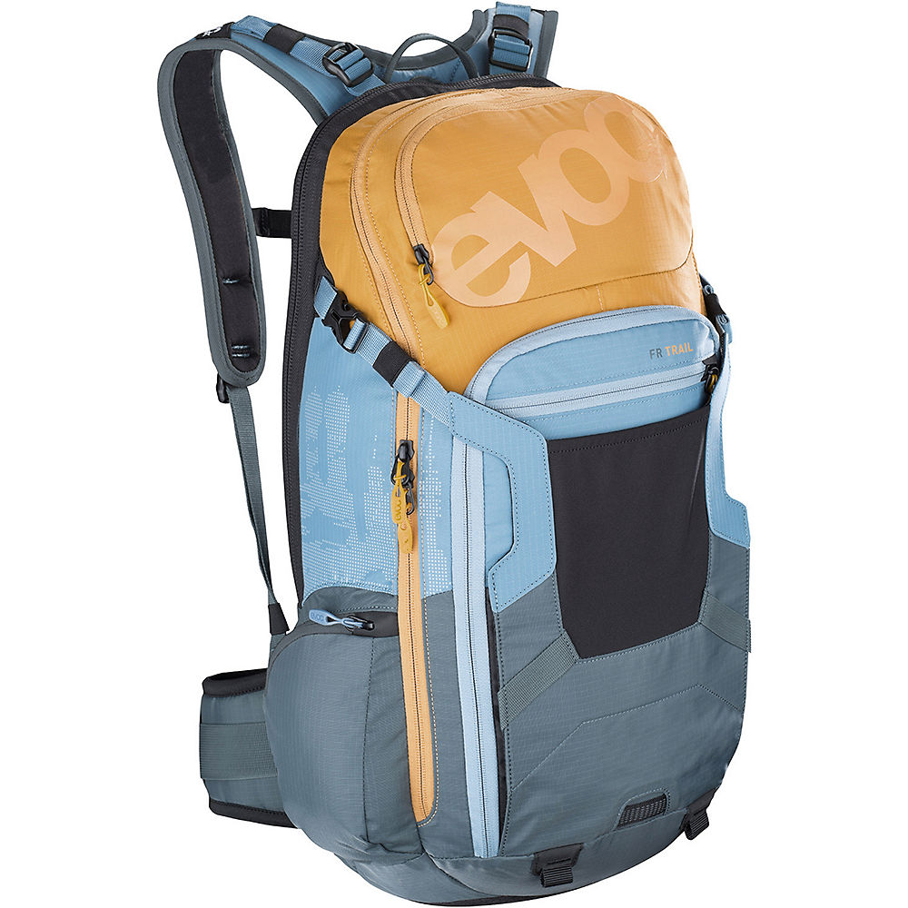 Image of Evoc FR Trail Protector Backpack 20L - Multicouleur - Medium/Large, Multicouleur