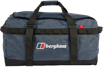 Berghaus Expedition Mule 100 Duffle Bag - Carbon-Black - One Size, Carbon-Black