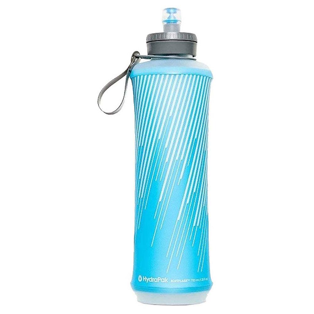Image of Hydrapak Softflask750ml - Malibu Blue - 750 ml, Malibu Blue