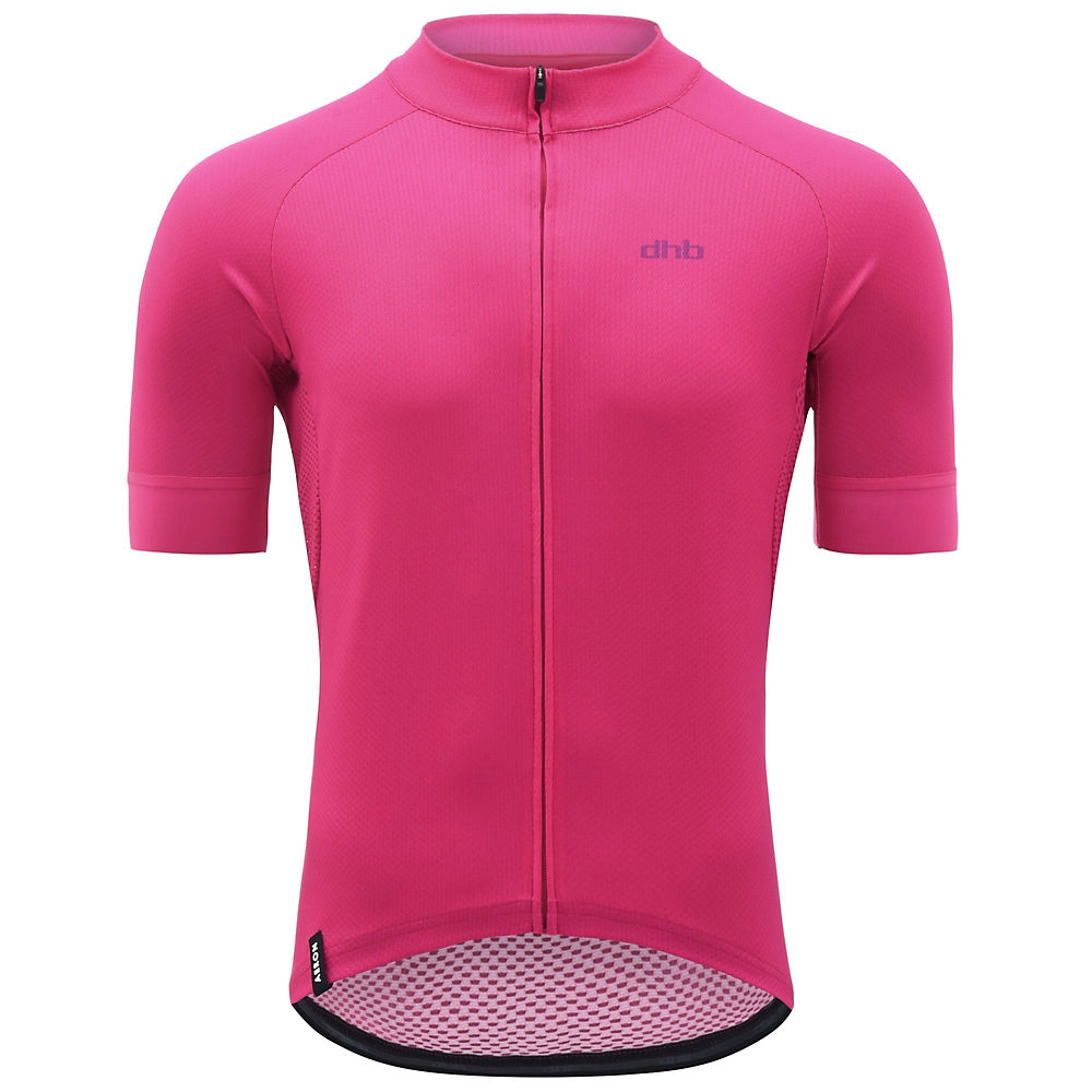 dhb Aeron Short Sleeve Jersey - Pink - XXXL, Pink