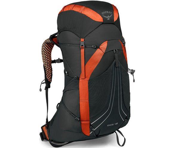 New Osprey Kestrel Lightweight Technical 48 Litre Backpack