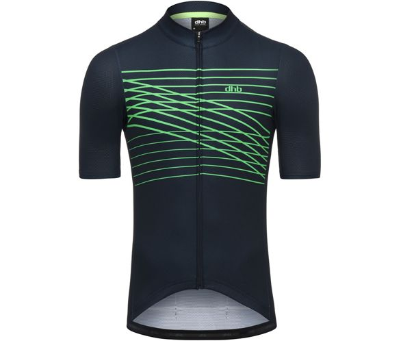 dhb Classic Short Sleeve Jersey - ZIGZAG SS18  1dc21ab09