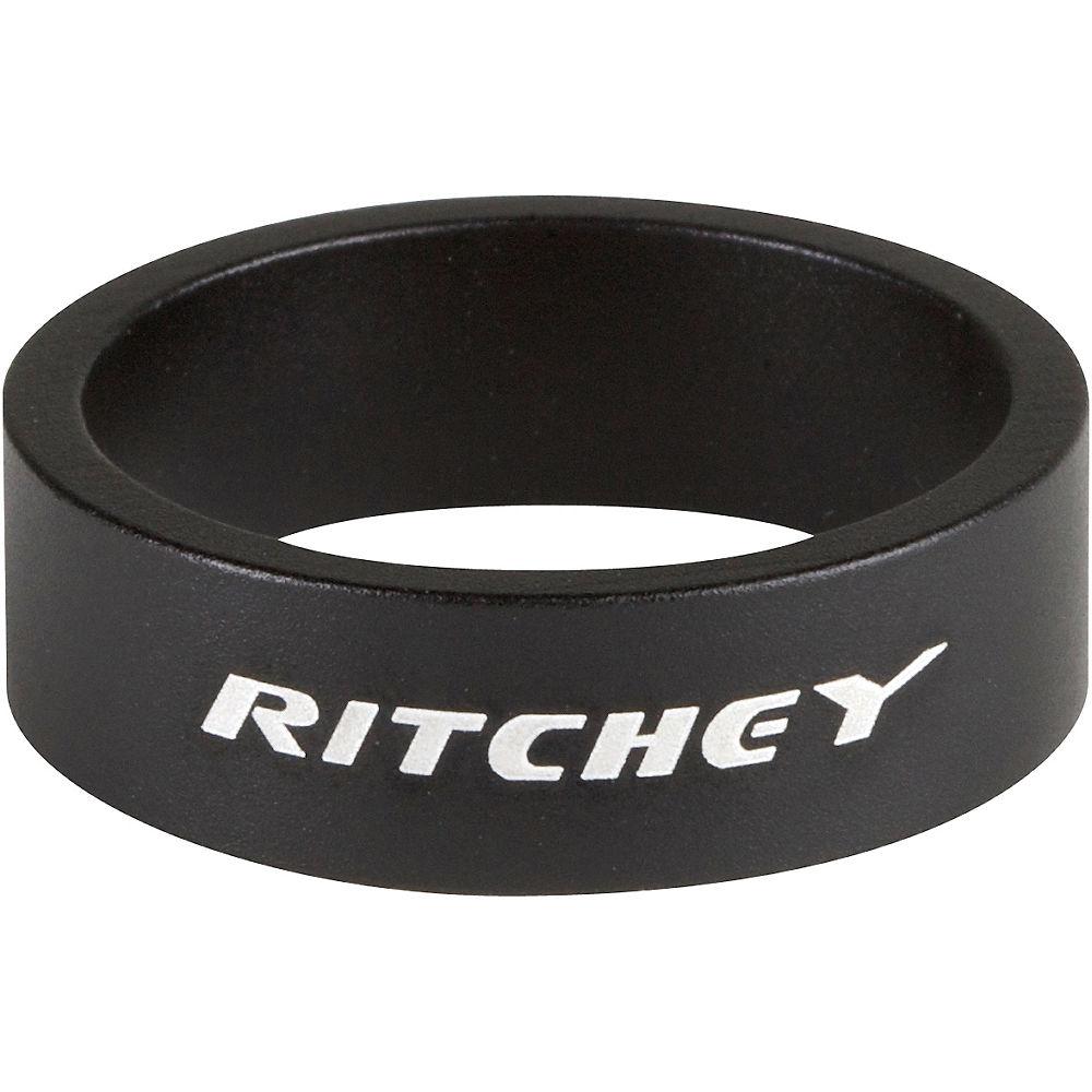 Ritchey Headset Spacer 10mm - Black - 1.1/8  Black