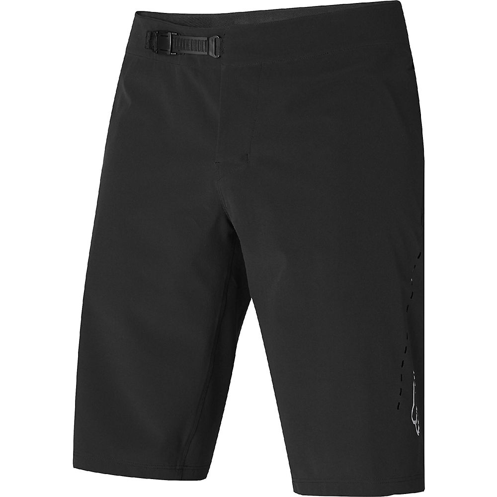 Fox Racing Flexair Lite Shorts - Black, Black