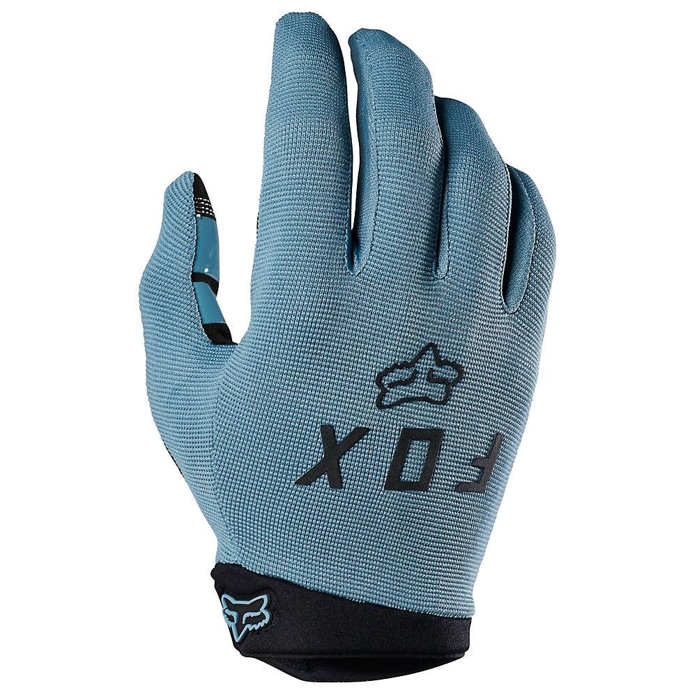 Fox Racing Youth Ranger Gloves - Azul claro, Azul claro