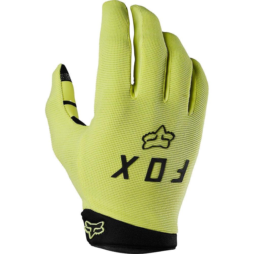 Fox Racing Youth Ranger Gloves - Azufre, Azufre